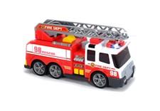 Stor brandbil med ljud och ljus, Dickie Toys