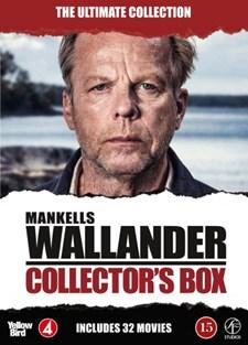 Wallander - Collectors box (22-disc)