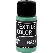 Textile Color Basic, 50 ml, merenvihr.