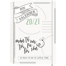 Burde Kalender 20-21 Doodle II