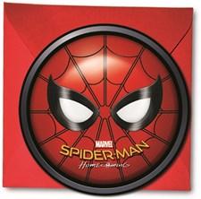 Spiderman Homecoming Inbjudningskort, 6 st