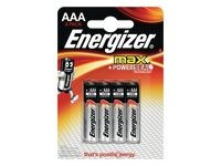 Batteri ENERGIZER Max AAA 8/FP