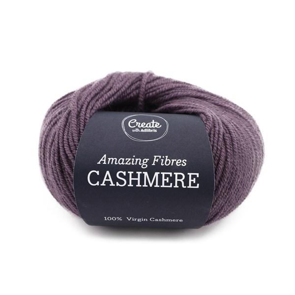 Adlibris Cashmere 25g Grape A442