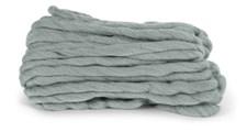 Knit At Home Chunky Wool Lanka Villalangat 200 g pehmeä harmaanvihreä 940