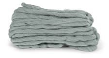 Knit At Home Chunky Wool Ullgarn 200 g Dus Grågrön 940