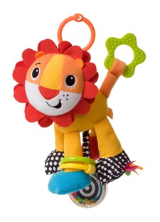 Rory the Lion, Infantino