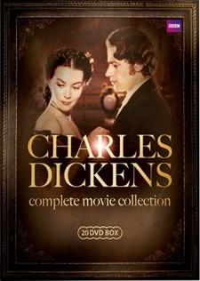 Charles Dickens - Den kompletta samlingen (20-disc)