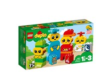 Mina första känslor, LEGO DUPLO My First (10861)