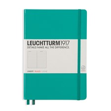 LT NOTEBOOK A5 Hard emerald 249 p. ruled