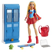 Supergirl X-ray 30 cm, DC Super Hero Girls