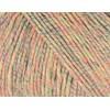 Rico, Fashion Pixel DK, Garn, Bomullsmiks, 50 g, Neon Ecru 001
