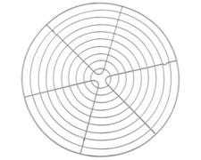 Kakerist, Rund, Ø 32 cm, Patisse