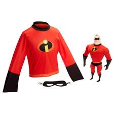 Mr Incredible Super Set, Superhjältarna 2