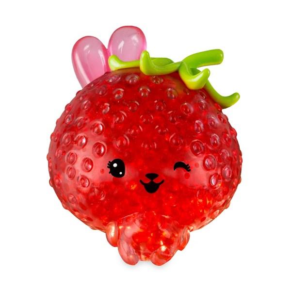 Bubbleezz Large  Suzy Strawbunny - figurer & miniatyrer