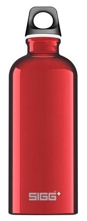 SIGG Flaska Traveller 0.6 l Röd  Sigg - termosar  kannor & karaffer