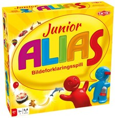 Alias Junior, Tactic (NO)