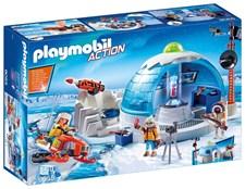 Polarforskernes hovedkvarter, Playmobil Action (9055)