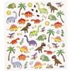 Tarrat, arkki 15x16,5 cm, dinosaurukset, 1ark
