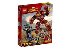 Hulkbuster Smash-Up, LEGO Super Heroes (76104)