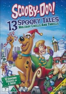 Scooby-Doo! 13 Spöklika Berättelser - Holiday