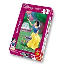 "Disney Princess ""Lumikki"", palapeli, 30 palaa, Trefl"