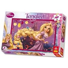 Puslespill, Rapunzel, 160 brikker, Trefl