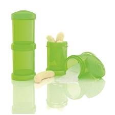 Vällingdoserare/behållare, Grön, Twistshake