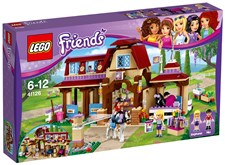 Heartlakes Ridklubb, LEGO Friends (41126)