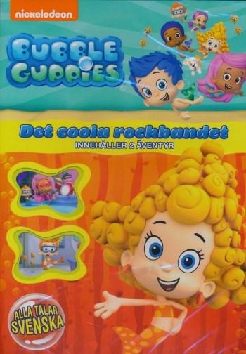 Bubble Guppies - Säsong 1  Vol 3 - Det coola rockbandet  Paramount