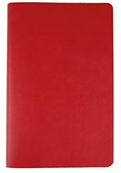 Anteckningsbok Flex, röd, FSC Mix