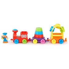 Discover Sounds, Sort And Stack Train, Aktivitetsleke, Little Tikes