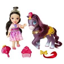 Jakks Pacific Petit Princess & Poni Setti Mulan