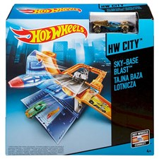 Sky-Base Blast, Hot Wheels