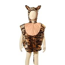 Babydräkt/cape Tiger,2-4 år