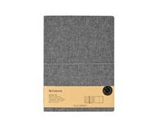 EOS Notebook A4 linjerad, Grå