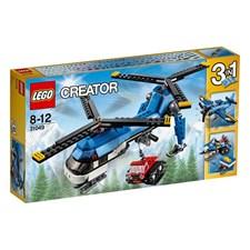 Tandemhelikopter, LEGO Creator (31049)