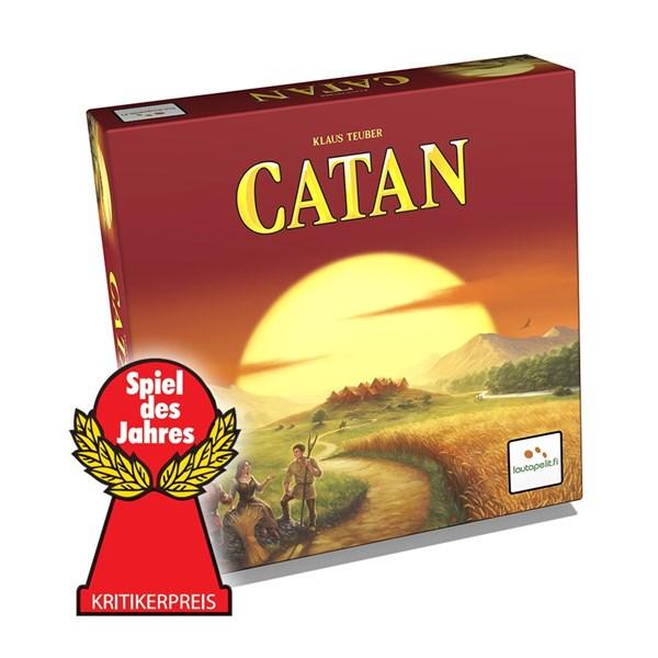 Settlers of Catan, Sällskapsspel