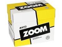 Kopieringspapper Zoom A4 80 g 2500 st