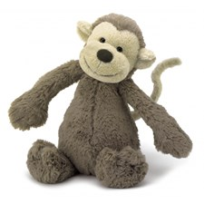 Bashful Monkey, Jellycat