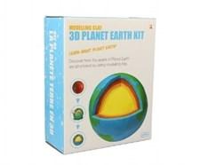 Planeten jorden 3D, Modellera kit, Keycraft