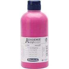 Schmincke AKADEMIE® Akrylmaling, 500 ml, primary magenta (344)