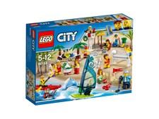 Figursamling – moro på stranden, LEGO City Town (60153)