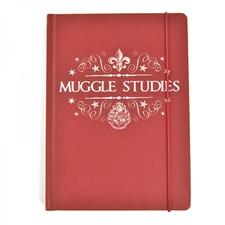Harry Potter Muistikirja Muggle Studies