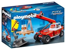 Teleskophandtag för brand, Playmobil Action (9465)