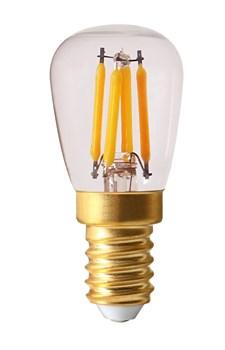 PR Home Elect LED Filament Päron E14 100 lm