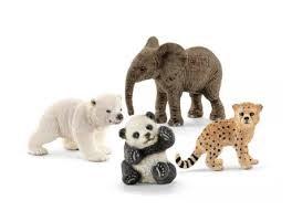 Wild baby animals 14794, Schleich