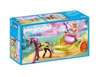 Yksisarvisen vetämät keijuvaunut, Playmobil Fairies (9136)