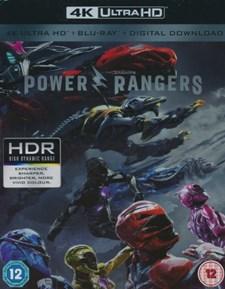Power Rangers - 4K Ultra HD Blu-ray