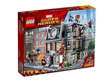 Uppgörelse i Sanctum Sanctorum, LEGO Super Heroes (76108)