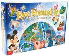 Eye found it- Disney, Tactic